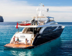 Luxury Motoryachts