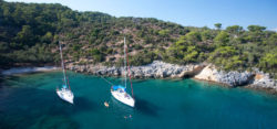Flotilla sailing is increasingly popular - Foto: sunsail