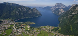Traunsee Panorama - Foto: © SUP Alps Trophy