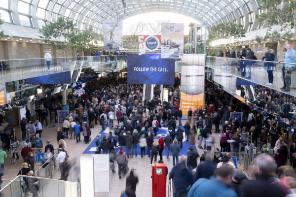 Boot Düsseldorf 2020 become an exhibitor