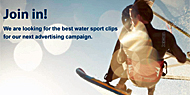 WANTED - boot Düsseldorf launches award for water sports video clips