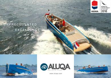 ALUQA exclusive boats