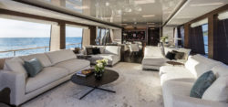 boot INTERIOR / © Ferretti Group