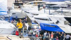 Superboats, super yacht show & luxury yachts in hall 5 - 7a / Photo: (c) MD / CT