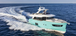Absolute Navetta 58 in Fahrt © Absolute Yachts