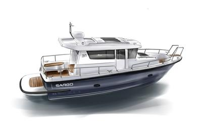 The clic Sargo 31 undergoes a refined facelift -- boot ... Sargo Sea Map on volcano map, mariana trench map, peninsula map, sailing map, massif map, sound map, channel map, ocean map, estuary map, coral reef map, seabed map, mediterranean map, caribbean map, gulf map, glacier map, bay map, south east asia map, world map, lagoon map, lake map,