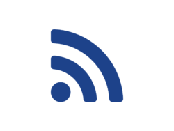 Graphic: RSS feed icon
