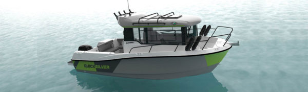 Quicksilver 675 Pilothouse Explorer - Foto: © Quicksilver Boats