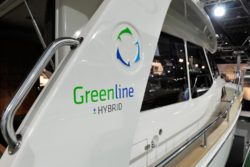 Greenline Yachts at the boot 2018 - Picture: © Messe Düsseldorf / C. Tillmann