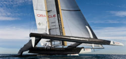Tech Zone - Wing Sail  - Foto: © BMW Oracle Racing