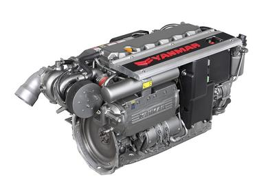 Yanmar 6LY440 diesel engine