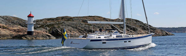 Hallberg-Rassy 57 - Nominated as Europe's Yacht of the Year