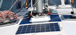 Foto: walkable solar panel on deck
