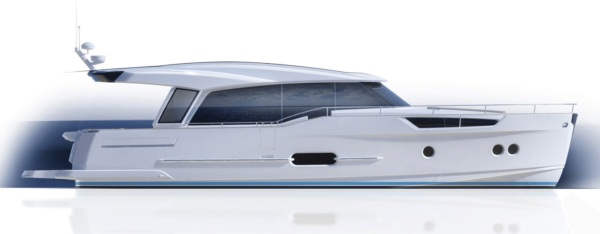 Greenline 48 Coupe - Foto: ©Greenline Yachts