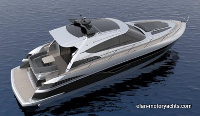 Elan E48 new concept for 2011