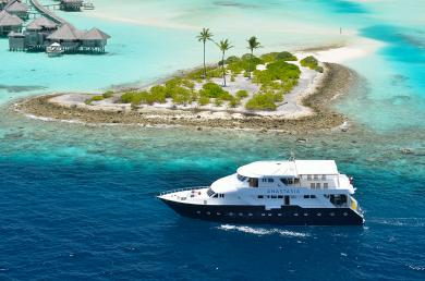 Maldives Diving Yachts - Dive sites Maldives