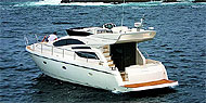 New motor yachts from previous years