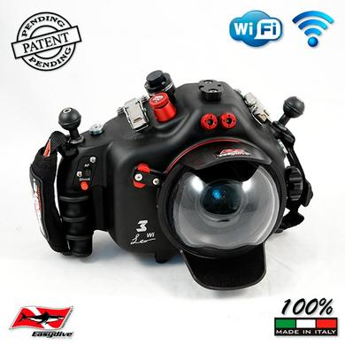 Underwater Housing LEO3Wi