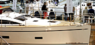 Trend towards sailing - More than 340 exhibitors with sailing boats