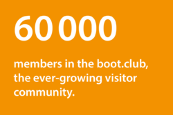 Graphic: 60000 members in the boot.club