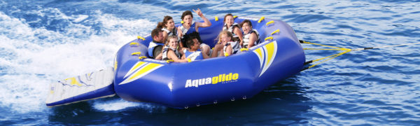 Towables, Tubes, Floatables & Co - Foto: © Aquaglide