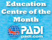 Pro Dive Mexico - Education Center of the Month