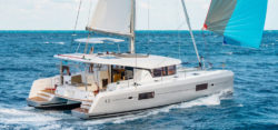 Lagoon 42 - sailing catamaran with Flybridge © Lagoon
