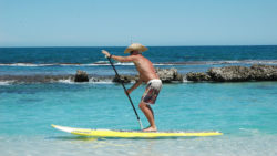 SUP is a great holiday activity / (c) Pixabay