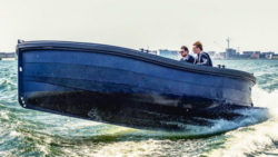 Damsko Aluminum boats from Lekker Boats / Picture: © lekkerboats.com