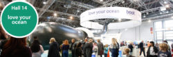 love your ocean campaign at boot Düsseldorf / (c) MD / CT