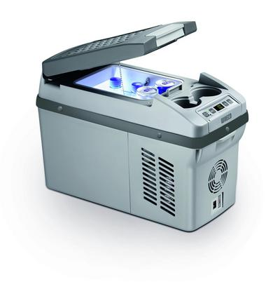 The well-proven, popular compressor coolers of the WAECO CoolFreeze CF series now come in a new design and in new sizes.