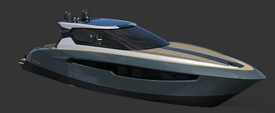 45' runabout for Chinese Market