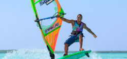 Windsurfen Bonaire - Foto: © Tourism corporation bonaire