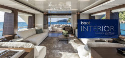 Sondershow boot Interior - Foto: © Ferretti Group