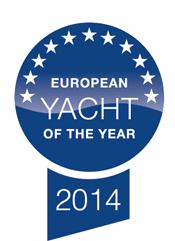 Beneteau Oceanis 38 barca dell'anno 2014