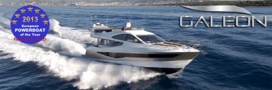 Galeon 550 Fly - Cannes 2013
