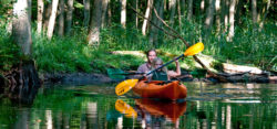 Canoeing in Mecklenburg's Lake District - Foto: © TMV / H. Silbermann