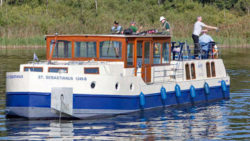 Fishing holiday on the houseboat / Foto: Kuhnle Tours