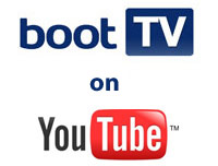 boot TV on YouTube