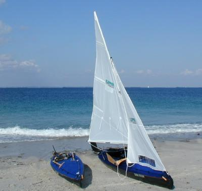boot 2017 - Multimedial Profiles - KAYAK-SAILING - Sail if